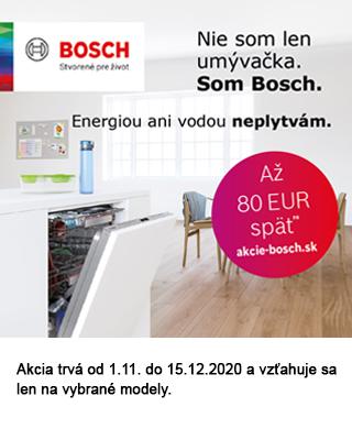 Bosch CashBack umyvacky