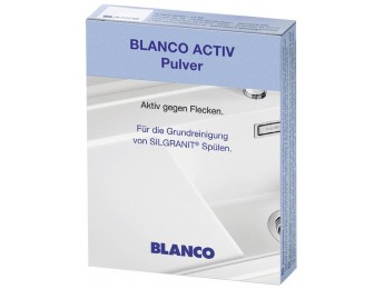 Blanco Activ prášok - čistič na granitové drezy