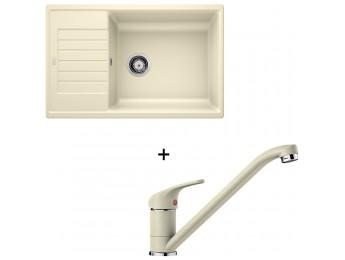 Set Blanco Zia XL 6 S Compact + Blanco Daras <span>+ Sifón s odbočkou na umývačku ZADARMO</span>