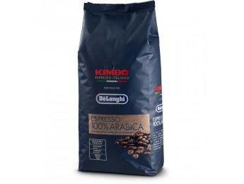 DeLonghi Kimbo Espresso 100% Arabica 1kg Zrnková káva