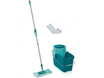 Leifheit Clean Twist Extra Soft M Rotačný mop + Náhrada k mopu Twist zadarmo, 52024