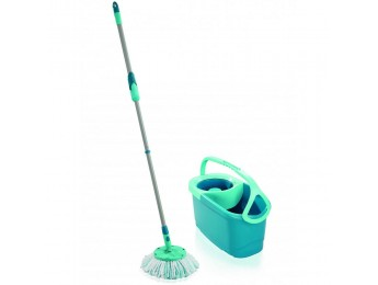 Leifheit Set Clean Twist Disc Mop Evo, 52101