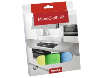 Miele Súprava MicroCloth, 3 kusy