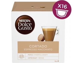 Nescafé Dolce Gusto Cortado 16 ks