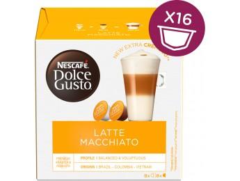 Nescafé Dolce Gusto Latte Macchiato 16 ks
